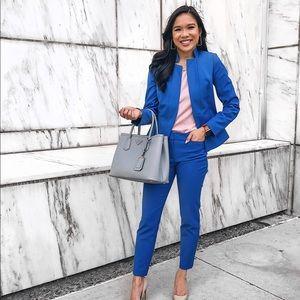 White House Black Market Comfort Stretch Suit